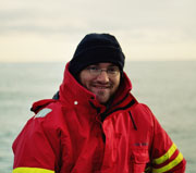 Dr. Theodor Yemeis - Sail and Dive Adventures - Greenland Expedition